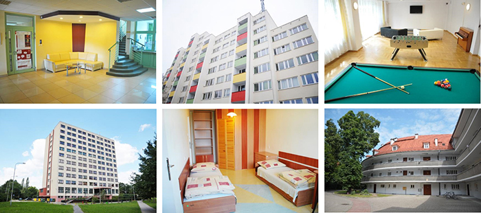 Accommodation In Dormitories In Poland Entrant